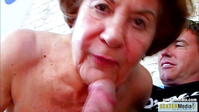 Orgasmo real para mamá asiática madura ver sexo latino